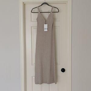 Zara Sweater Knit Dress